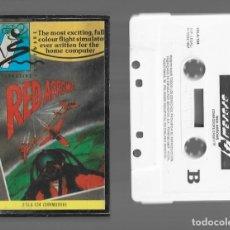 Videojuegos y Consolas: RED ARROWS COMMODORE 1987. Lote 286682653