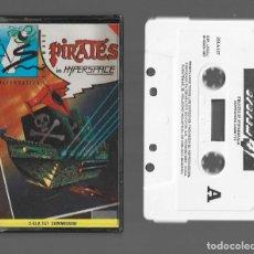 Videojuegos y Consolas: PIRATES IN HYPERSPACE COMMODORE 1987. Lote 286684053