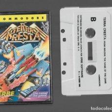 Videojuegos y Consolas: TERRA CRESTA COMMODORE 1986. Lote 286685438