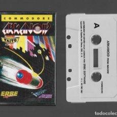 Videojuegos y Consolas: ARKANOID COMMODORE 1987. Lote 286686068