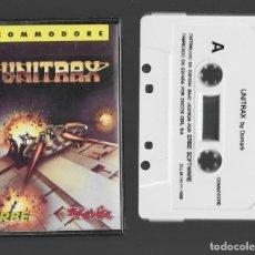 Videojogos e Consolas: UNITRAX COMMODORE 1988. Lote 286687723