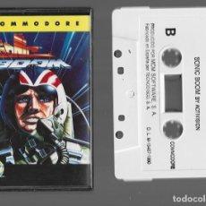 Videojogos e Consolas: SONIC BOOM COMMODORE 1990. Lote 286701088
