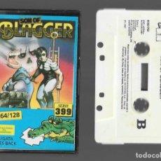 Videojuegos y Consolas: SON OF BLAGGER COMMODORE 1987. Lote 286706513