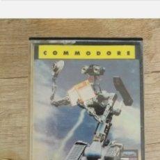 Videojuegos y Consolas: JUEGO ESPAÑOL CORTOCIRCUITO. COMMODORE 64/128. Lote 287474768