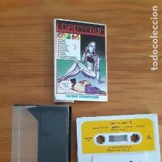 Jeux Vidéo et Consoles: COMMODORE 64. JUEGOS - CASETE / CASSETTE. LOAD 'N' RUN. Lote 287877373
