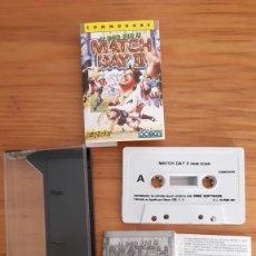 Jeux Vidéo et Consoles: COMMODORE 64. JUEGOS - CASETE / CASSETTE. MATCH DAY II. Lote 287878478
