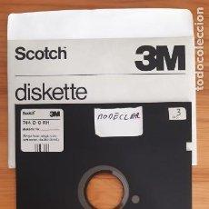 Jeux Vidéo et Consoles: FLEXY DISK - ORIGINAL. ?JUEGOS ? - MONECLAR. Lote 287880953