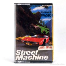 Videojuegos y Consolas: STREET MACHINE / MIND GAMES ESPAÑA / SOFTWARE INVASION 1986 COCHES CBM COMMODORE 64 128 C64 CASSETTE. Lote 288121843