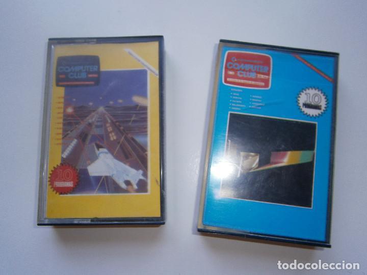 COMMODORE COMPUTER CLUB Nº2 Y Nº 12 - COMMODORE 64 - C64 (Juguetes - Videojuegos y Consolas - Commodore)