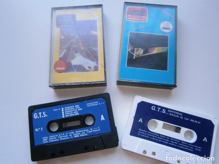 Videojuegos y Consolas: COMMODORE COMPUTER CLUB nº2 Y nº 12 - COMMODORE 64 - C64 - Foto 2 - 288502723