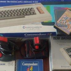 Videojuegos y Consolas: MICRO ORDENADOR COMMODORE 64 COMPLETISIMO IMPECABLE NO SPECTRUM IBM SVI SPECTRAVIDEO MSX 2 AMIGA. Lote 293347508