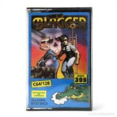 Videojuegos y Consolas: SON OF BLAGGER PRECINTADO Z COBRA ESPAÑA ALLIGATA SECUELA PLATAFORMAS COMMODORE 64 128 C64 CASSETT. Lote 293959513