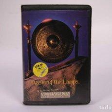 Videojuegos y Consolas: VIDEOJUEGO RETRO CASETE COMMODORE - MASTER OF THE LAMP - ACTIVISION - CASSETTE. Lote 294166778