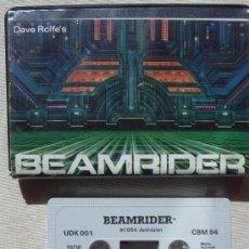 Videojuegos y Consolas: JUEGO COMMODORE 64 - BEAMRIDER - 1984. Lote 24450295