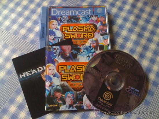 Plasma Sword Nightmare Of Bilstein Para La Sega Comprar