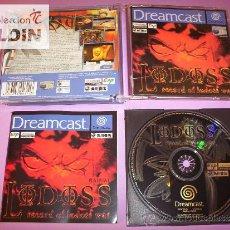 Videojuegos y Consolas: RECORD OF LODOSS WAR COMPLETO DREAMCAST. Lote 26267245