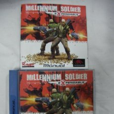 Videojuegos y Consolas: ANTIGUO JUEGO DREAMCAST MILLENNIUM SOLDIER - EXPENDABLE. Lote 33758693