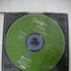 Videojuegos y Consolas: ANTIGUO DISCO DREAMCAST DREAMON VOL.8 - ENVIO GRATIS A ESPAÑA. Lote 33758871