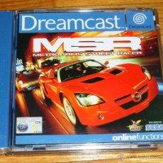Videojuegos y Consolas: MSR DREAMCAST. Lote 41270780