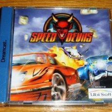 Videojuegos y Consolas: SPEED DEVILS DREAMCAST. Lote 41270853