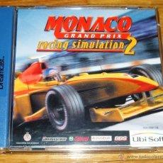 Videojuegos y Consolas: MONACO GRAND PRIX DREAMCAST. Lote 41270940