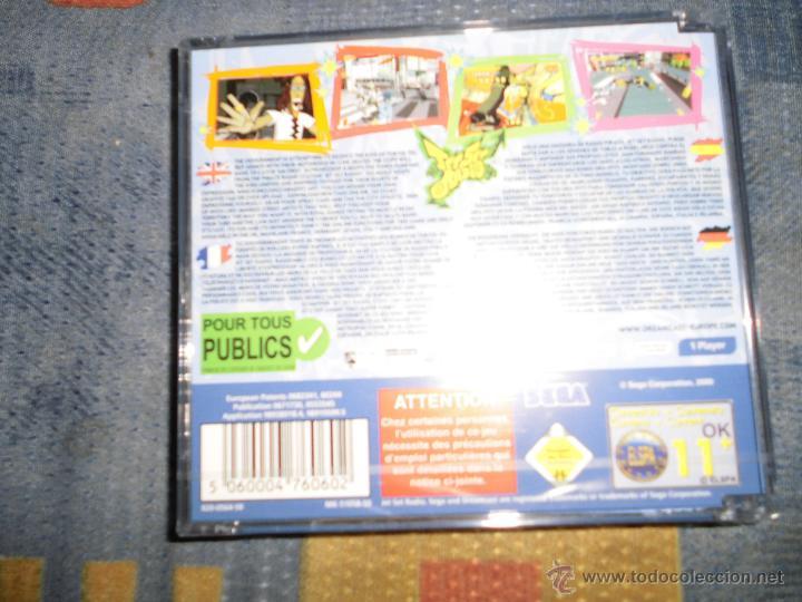 Videojuegos y Consolas: juego sega dreamcast,jet set radio,nuevo precintado - Foto 2 - 48615827