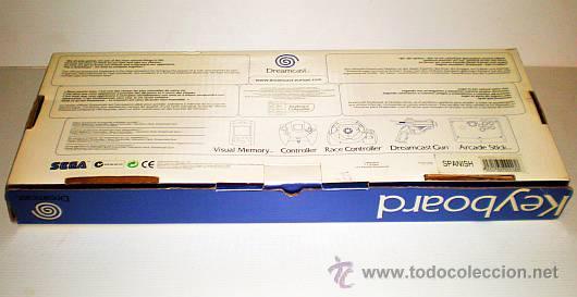 Videojuegos y Consolas: Teclado Español [nuevo a estrenar] [SEGA DreamCast] - Foto 2 - 43807850