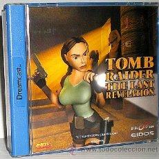 Videojuegos y Consolas: TOMB RAIDER THE LAST REVELATION [CORE DESIGN] [1999] [PAL][EIDOS][PROEIN][SEGA DREAMCAST] CASTELLANO. Lote 48619720