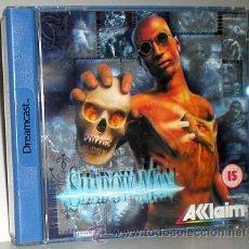 Videojuegos y Consolas: SHADOW MAN [ACCLAIM] [1999] [PAL] [SEGA DREAMCAST] EDICION ESPAÑOLA. Lote 48743982