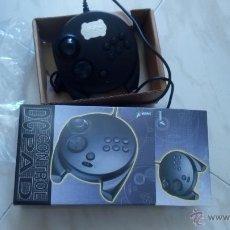 Videojuegos y Consolas: DC CONTROLLER PAD. RARO CONTROL PAD ANALÓGICO PARA DREAMCAST. COMPLETAMENTE NUEVO!. Lote 50319726