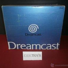 Videojuegos y Consolas: CONSOLA DREAMCAST EN CAJA COMPLETA - LEER DETALLE!!! - ERICTOYS 051 -. Lote 147515186