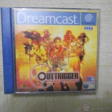 Videojuegos y Consolas: DREAMCAST SEGA OUTTRIGGER PAL ESPAÑA DREAM CAST. Lote 52454509