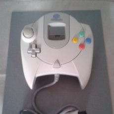Videojogos e Consolas: SEGA DREAMCAST MANDO CONTROLLER ORIGINAL -NO CHINO- MAGNIFICO ESTADO R3880. Lote 204000332