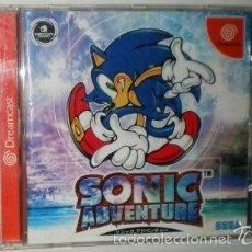 Videojuegos y Consolas: SONIC ADVENTURE [SONIC TEAM] [1998] [NTSC JAPAN ] [SEGA DREAMCAST]. Lote 58301249