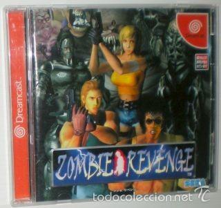 ZOMBIE REVENGE [SEGA] [1999] [NTSC JAPAN ] [SEGA DREAMCAST] (Juguetes - Videojuegos y Consolas - Sega - DreamCast)