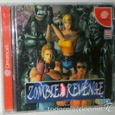 Videojuegos y Consolas: ZOMBIE REVENGE [SEGA] [1999] [NTSC JAPAN ] [SEGA DREAMCAST]. Lote 58301419