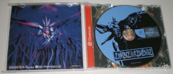 Videojuegos y Consolas: Zombie Revenge [Sega] [1999] [NTSC Japan ] [SEGA DreamCast] - Foto 3 - 58301419