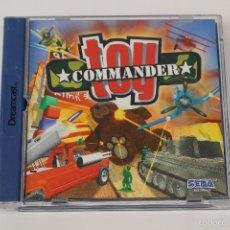 Videojuegos y Consolas: TOY COMMANDER. JUEGO SEGA DREAMCAST, PAL. COMPLETO.. Lote 61126611