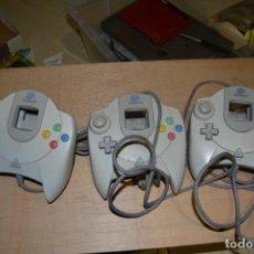 Videojuegos y Consolas: 3 MANDOS DREAMCAST. Lote 74634567