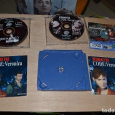 Videojuegos y Consolas: RESIDENT EVIL CODE: VERONICA DREAMCAST. Lote 151966116