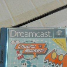Videojuegos y Consolas: CHUCHU ROCKET SEGA DREAMCAST. Lote 75474681