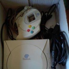 Videojuegos y Consolas: SEGA DREAMCAST FUNCIONA. Lote 91633523