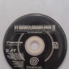 Videojuegos y Consolas: JUEGO SEGA DREAMCAST F1 WORLD GRAND PRIX II SOLO CD PAL R6456. Lote 93373800