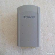 Videojuegos y Consolas: SEGA DREAMCAST OFICIAL JUMP PACK RUMBLE, PARA CONSOLA SEGA DREAMCAST. VIBRACIÓN. Lote 94951487