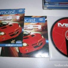 Videojuegos y Consolas: METROPOLIS STREET RACER DREAMCAST MANUAL. Lote 97430463
