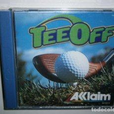 Videojuegos y Consolas: TEE OFF DREAMCAST. Lote 97431547