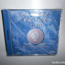 Videojuegos y Consolas: CAESARS PALACE 2000 MILLENNIUM GOLD EDITION DREAMCAST NUEVO. Lote 97432023