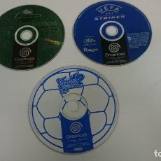 Videojuegos y Consolas: PACK JUEGOS FUTBOL - ORIGINALES. . Lote 97676391