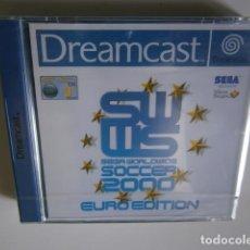 Videojuegos y Consolas: SEGA WORLDWIDE SOCCER 2000 DREAMCAST NUEVO. Lote 97711811