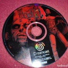 Videojuegos y Consolas: FERIA VINTAGE: THE HOUSE OF THE DEAD 2 - DREAMCAST. Lote 101334839